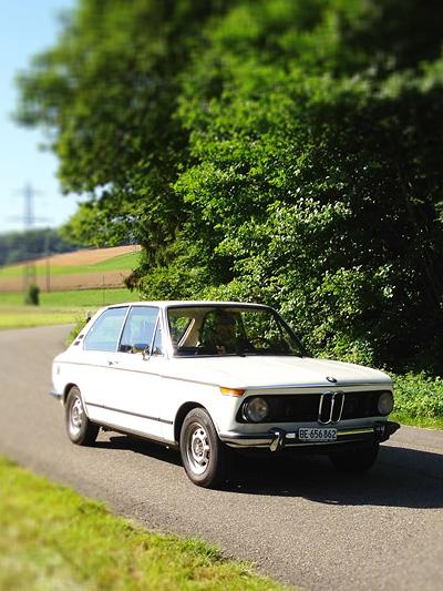 BMW 2002 Touring zu verkaufen Oldtimer Gebrauchtwagen