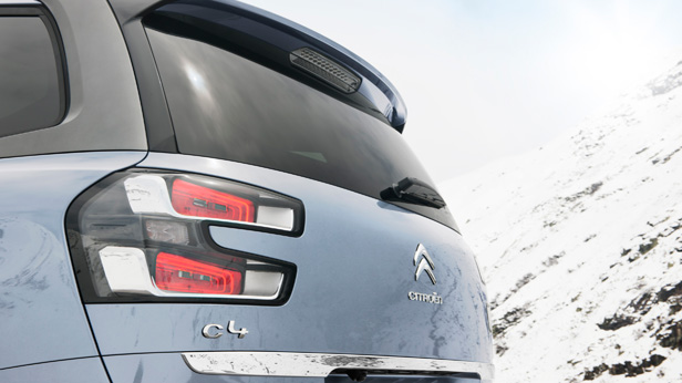 Citroën Grand C4 Picasso Detail