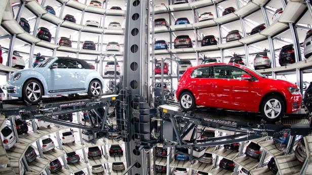 Neuer milliardenschwerer Finanzpolster für VW