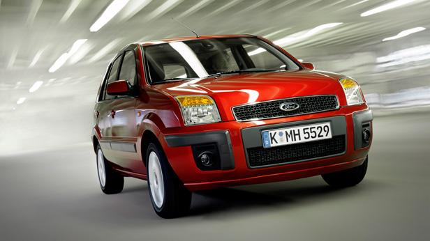 Ford Fusion vorne