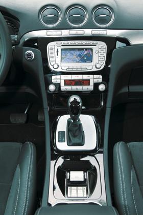 Ford Galaxy Dauertest Detail