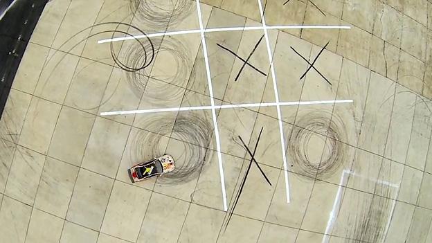 Gymkhana Drift Battle