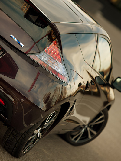 Honda CR-Z Hybrid 1,5 V-TEC GT Testbericht