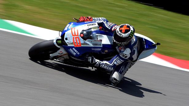 Der Sieg beim Italien GP3 ging an Jorge Lorenzo