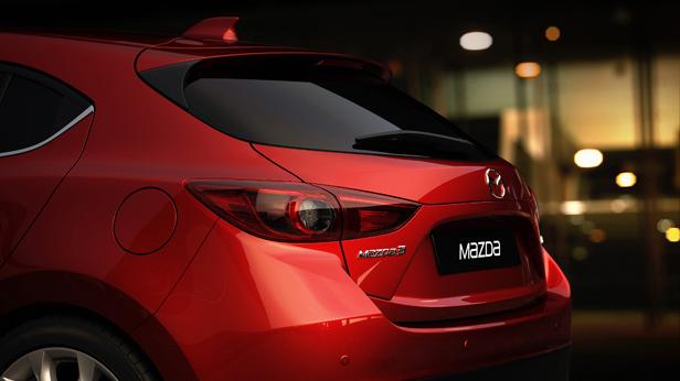 Mazda3 2013 Detail.