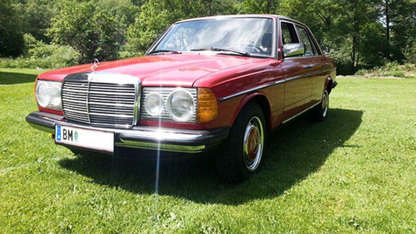Mercedes-Benz 200 W 123