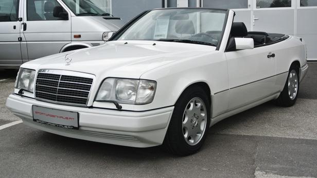 Mercedes-E320-Cabrio-vorne