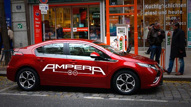 Opel Ampera BMW i3 Dürheimer Lena Meyer Ladnrut Tina Müller