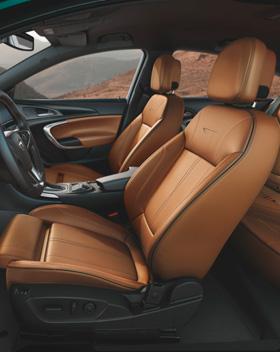 Opel Insignia Facelift 2013 Sitze