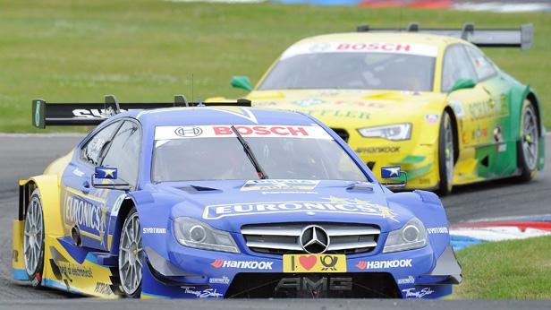 Gary Paffett gewinnt am Lausitzring