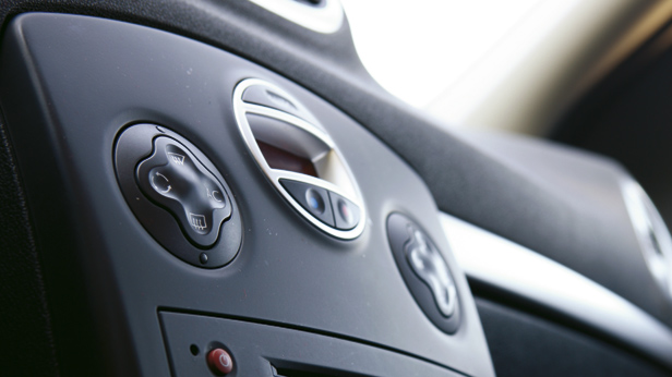 Renault Clio Klimapanel