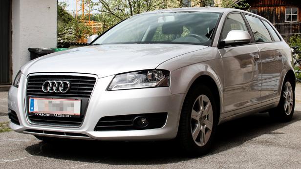 Audi - A3 Sportback 1,6 Limited Edition