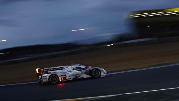 24h Le Mans - 6h Update: Däne Allan Simonsen verunglückt