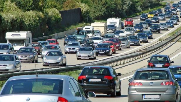 Die ÖsterreicherInnen wollen auf ihr Auto nicht verzichten.
