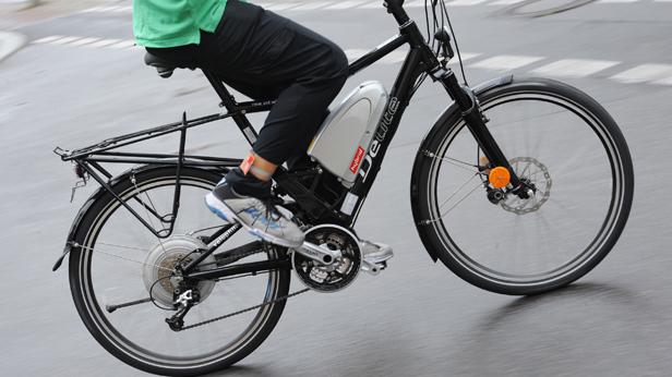 Elektrofahrräder in Deutschland beliebt