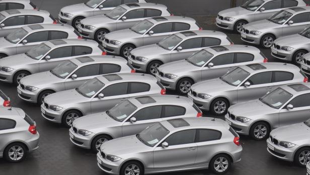 Gebrauchtwagenmarkt verzeichnet Zulassungsplus