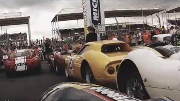 Legend cars - Le Mans 2013