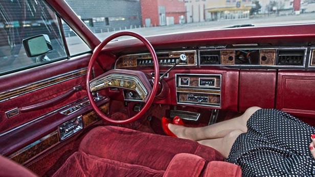 Lincoln Continental Mark IV Town Car