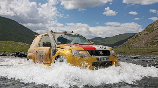 Rallye Auto Suzuki
