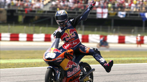 Luis Salom gewinnt den GP von Katalonien