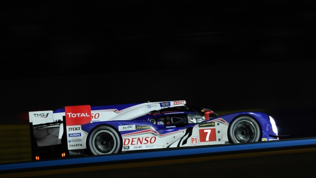 2. Le Mans-Qualifikationsrunde: Bestzeit für Alexander Wurz