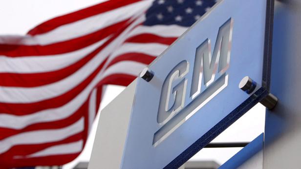 USA verkaufen erste GM Anteile