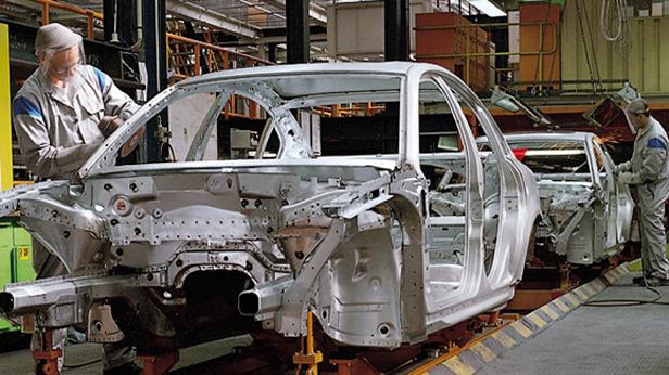 VW-Werk in Emde