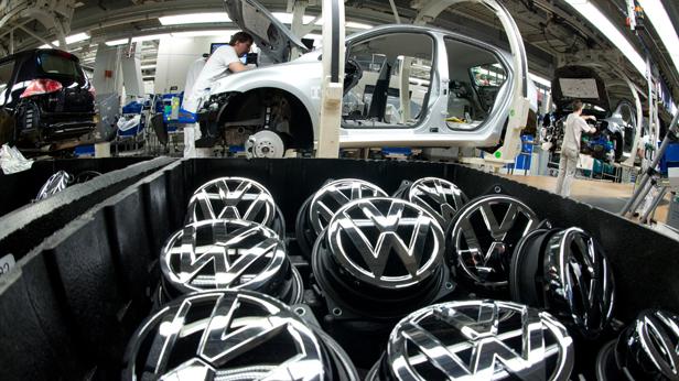 Volkswagen Produktion