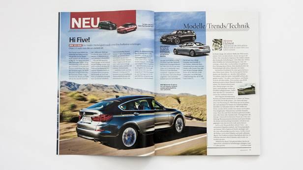 Autorevue Magazin-Archiv: Ausgabe 08/2013