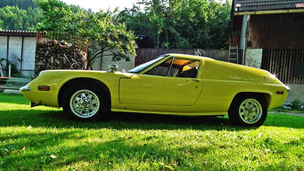 Lotus Europa S2 Federal Type 65