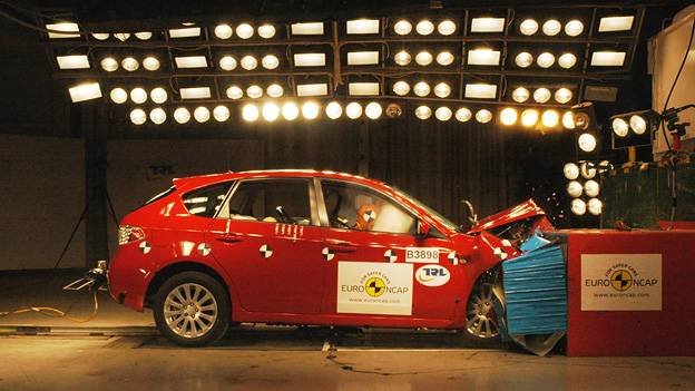 Freihandelszone USA EU Crashtest NCAP VW Golf Audi A1 Chicken Tax