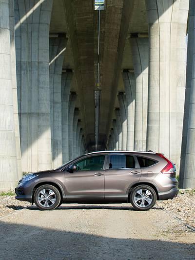 Honda CR-V 1,6 i-DTEC kleiner Diesel SUV