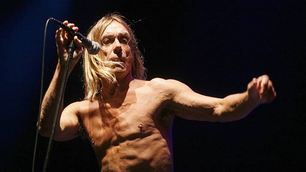 Iggy Pop The Passenger