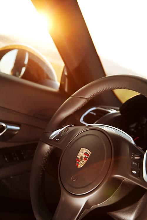 Porsche Cayman 2013 PDK