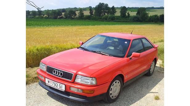 Audi Coupe 2,6E