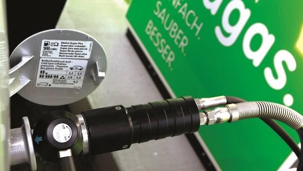 Forderungspaket für Erdgasfahrzeuge