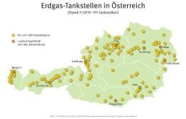 erdgas tankstellen in österreich