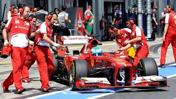 Ferrari holt James Allison ins Team