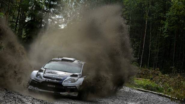 finnland rallye