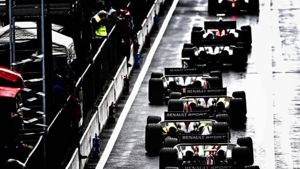 Formel Renault 3.5 Series in Monza