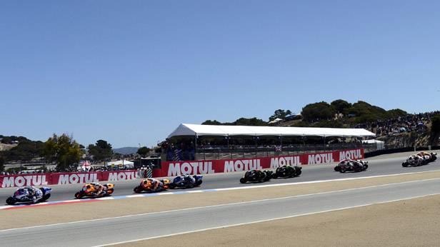 MotoGP in Laguna Seca 2012