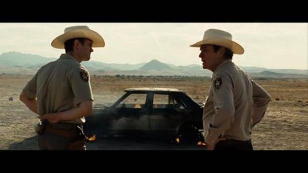 Sheriff Ed Tom Bell mag eigentlich gar nicht mehr.