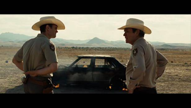 Roadmovie: No Country For Old Men