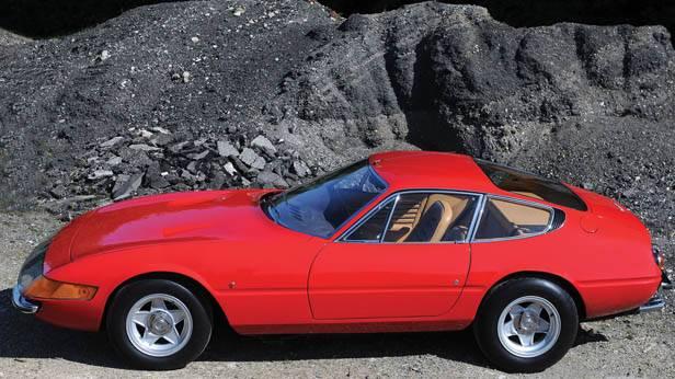 Die Krönung, damals - Ferrari 365 GTB 4