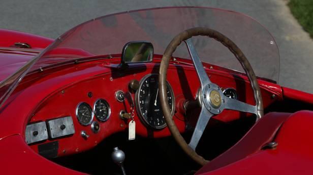 Alfa Romeo C52 innen lenkrad