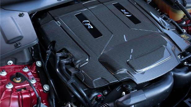 Jaguar XJR Motor