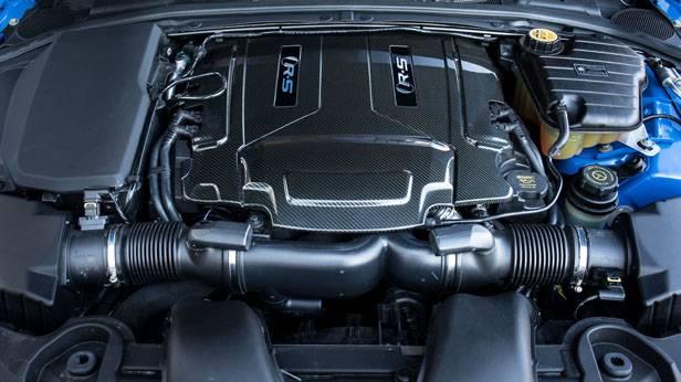 Motor des Jaguar XFR-S