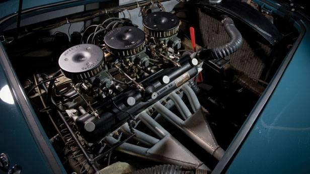 Motor des AC Aceca