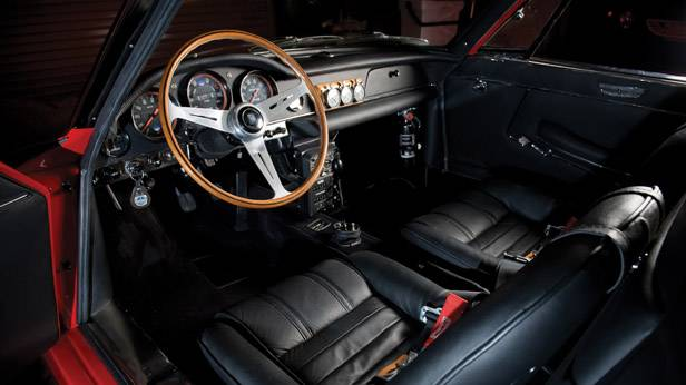 ATS 2500 GT 3.0 Innen