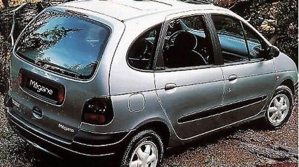 Renault Megane Scénic